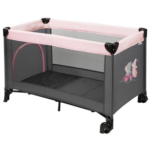Манеж-кровать Nattou Playpen 120х60 см Adele & Valentine