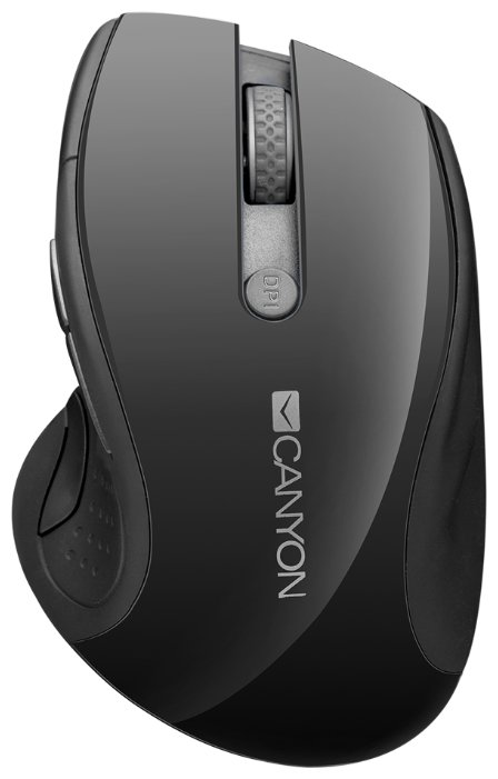 Мышь Canyon CNS-CMSW01B Black USB