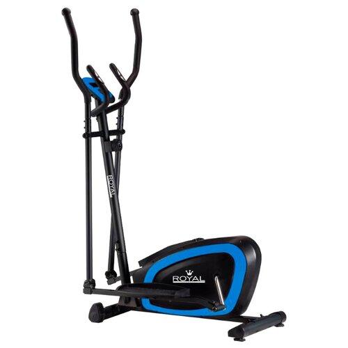 Эллиптический тренажер ROYAL FITNESS DP-E020 тренажер многофункциональный royal fitness bench 1520