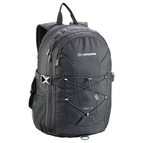 Рюкзак Caribee Apache 30 black рюкзак caribee pulse 65 black
