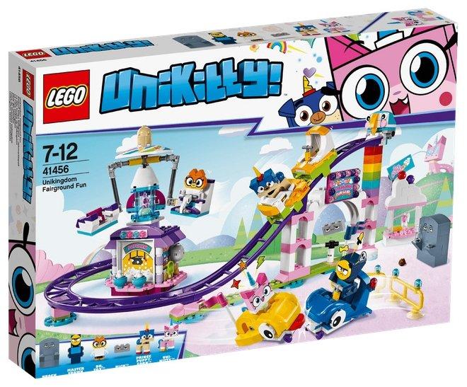 Конструктор LEGO Unikitty 41456 Весёлая ярмарка Королевства