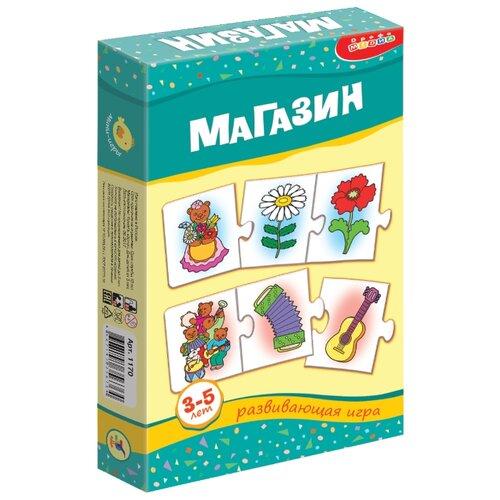 Купить Настольная игра Дрофа-Медиа МИ. Магазин, Настольные игры