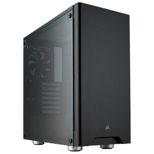 Компьютерный корпус Corsair Carbide Series 275R Black корпус corsair crystal series 280x rgb tg black cc 9011135 ww