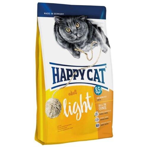Сухой корм для кошек Happy Cat Supreme, профилактика избыточного веса 10 кг