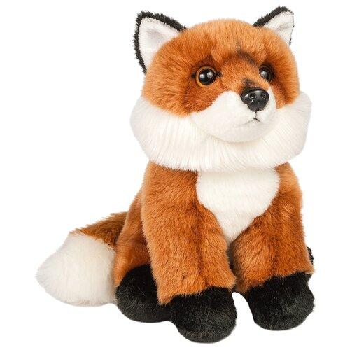 Купить Мягкая игрушка MaxiLife Лисичка 24 см, Мягкие игрушки