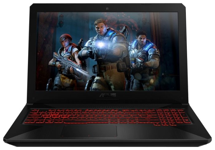 Ноутбук ASUS TUF Gaming FX504GE