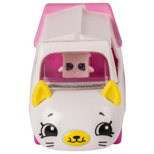 Купить Игровой набор Moose Cutie Car с фигуркой Shopkins Zoomy Noodles 56590, Игровые наборы и фигурки