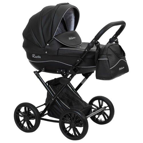 Купить Коляска для новорожденных Mr Sandman Rustle 05 черный, Коляски