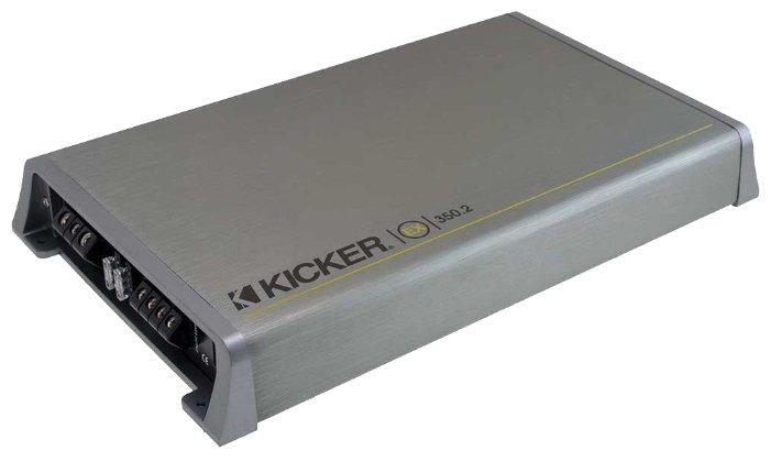 Автомобильный усилитель Kicker EX350.2