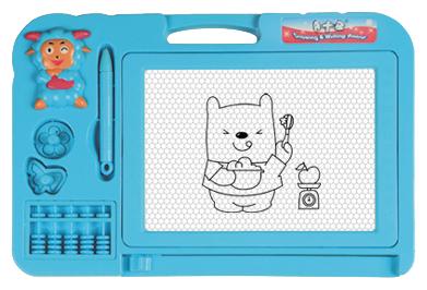 Доска для рисования детская Shenzhen Toys с карандашом и счетами (804A)
