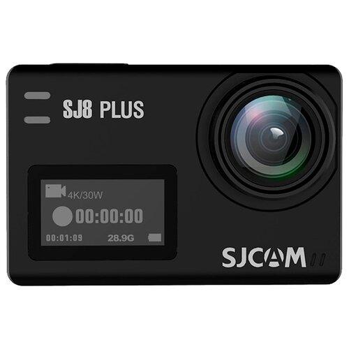 Фото - Экшн-камера SJCAM SJ8 Plus (Full box) black видеокамера экшн sjcam sj5000 белый