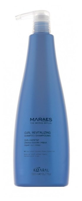 Kaaral шампунь Maraes Curl Revitalizing