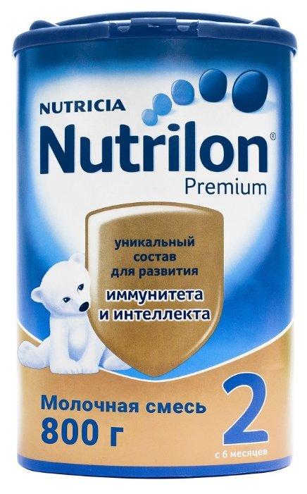 Смесь Nutrilon (Nutricia) 2 Premium (c 6 месяцев) 800 г