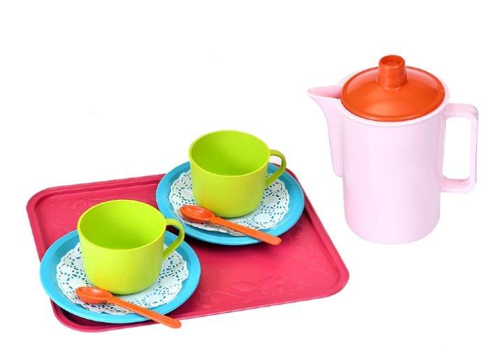 Набор посуды Росигрушка Набор посуды чайный