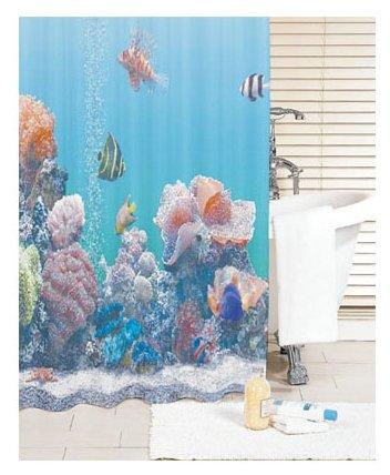 Штора для ванной IDDIS SCID190P 180x200