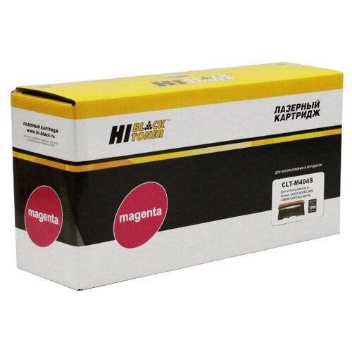 Фото - Картридж Hi-Black HB-CLT-M404S, совместимый картридж hi black hb clt c404s совместимый