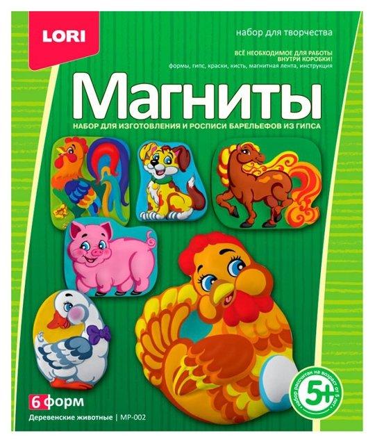 LORI Магниты - Деревенские животные (МР-002)