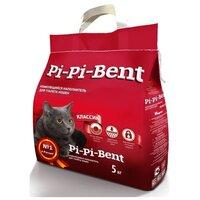 Наполнитель Pi-Pi-Bent Классик (5 кг)