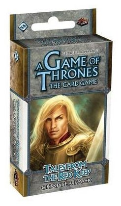 Дополнение для настольной игры Fantasy Flight Games test24_A Game of Thrones: Tales from the Red Keep