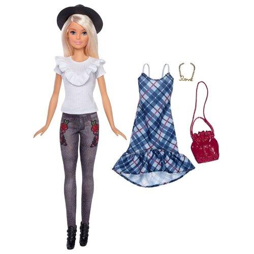 Кукла Barbie с дополнительным комплектом одежды, 29 см, FJF68
