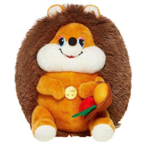 Купить Мягкая игрушка Maxitoys Ежик Колян с корзинкой яблок 18 см, Мягкие игрушки