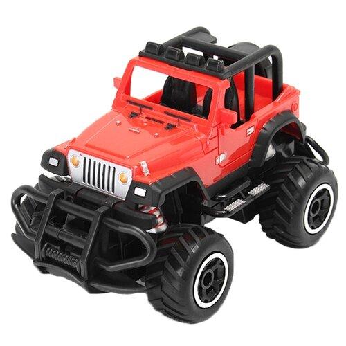 Купить Внедорожник Yako Экзамен на отлично (M7091-3) 1:43 красный, Радиоуправляемые игрушки