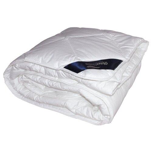Одеяло OLTEX Nano Silver new легкое, 140 х 205 см (белый) одеяло полутораспальное альвитек кукуруза 140 205 см