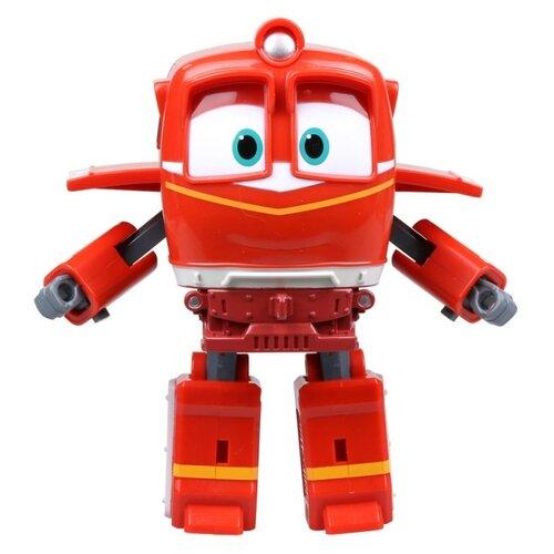 Купить Трансформер Silverlit Robot Trains Альф 80165 красный, Роботы и трансформеры