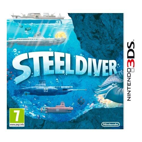 Игра для Nintendo 3DS Steel Diver