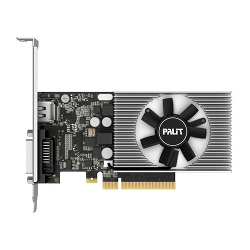 Видеокарта Palit GeForce GT 1030 2GB (NEC103000646-1082F), Retail