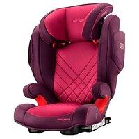 Автокресло группа 2/3 (15-36 кг) Recaro Monza Nova 2 SeatFix Power Berry