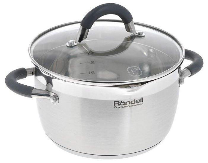Кастрюля Rondell Flamme 3.2 л RDS-024