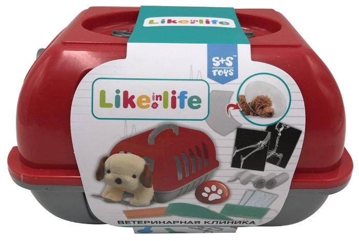 Набор ветеринара S+S Toys Like in Life Ветеринарная клиника (200150501)