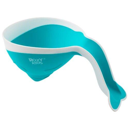 Ковшик для ванны Roxy kids Flipper RBS-004 с лейкой мятный