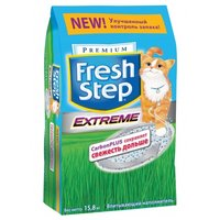 Наполнитель Fresh Step Extreme Clay (15.8 кг)
