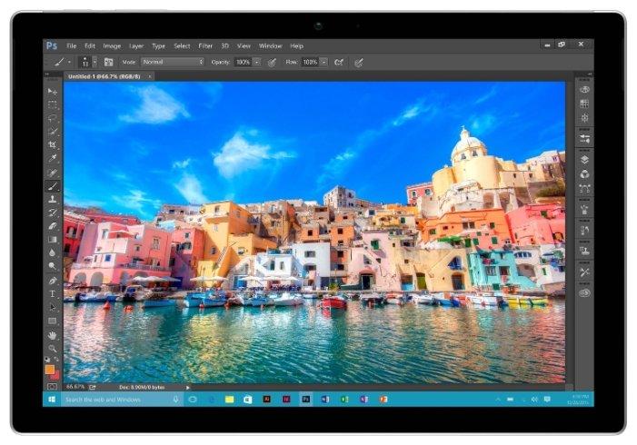 Планшет Microsoft Surface Pro 4 i7 16Gb 1Tb