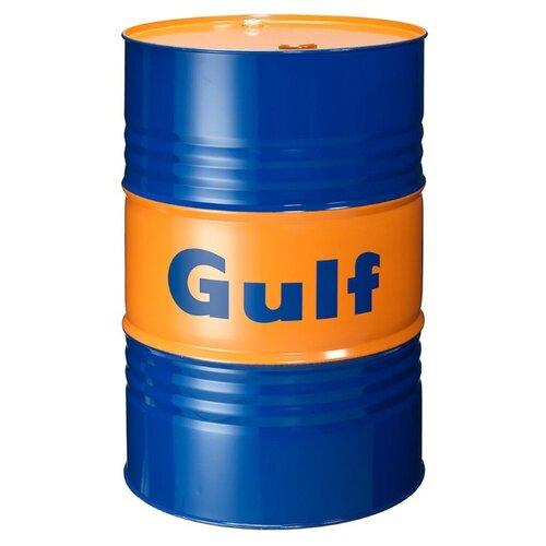 Моторное масло Gulf Formula G 5W-40 200 л моторное масло gulf multi g 15w 40 1 л