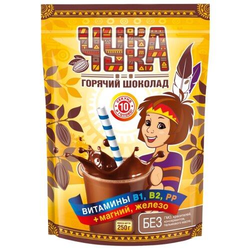 Чукка Горячий шоколад растворимый с витаминами, 250 г