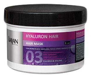 KAYAN Маска HYALURON HAIR для волос