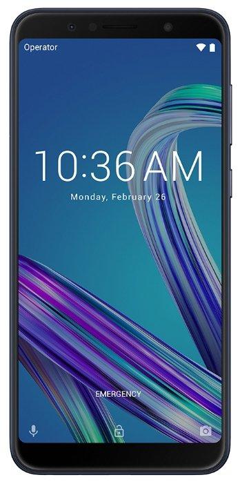 Сотовый телефон ASUS ZenFone Max Pro M1 ZB602KL 64Gb Blue