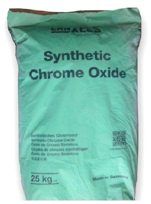 Добавка декоративная Lanxess Chrome Oxide Green 25 кг