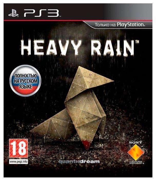 Heavy Rain фото 1