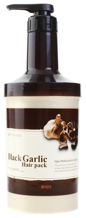 Lunaris Маска для волос с черным чесноком