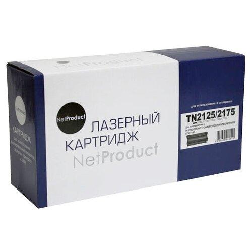 Фото - Картридж Net Product N-TN-2125/2175, совместимый картридж net product n tn 2275 совместимый