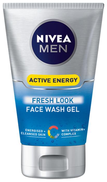 Nivea Гель для умывания Заряд Энергии Nivea Men