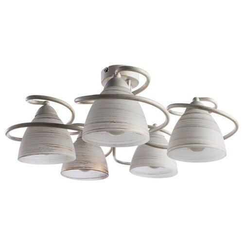 Люстра Arte Lamp Fabia A1565PL-5WG, E14, 200 Вт потолочная люстра dio d arte cremono e 1 2 24 200 n