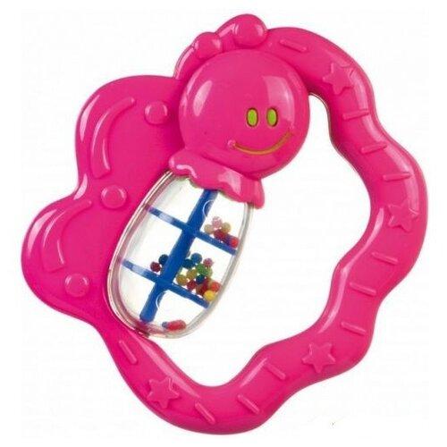 Погремушка Canpol Babies Улитка/бабочка 2/874 розовая бабочкаПогремушки и прорезыватели<br>