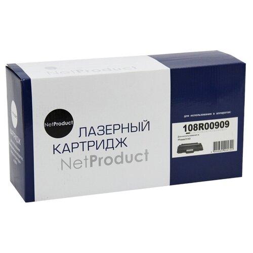 Фото - Картридж Net Product N-108R00909, совместимый картридж xerox 108r00909 108r00909 108r00909 108r00909 108r00909 108r00909 для для phaser 3140 3155 3160 2500стр черный