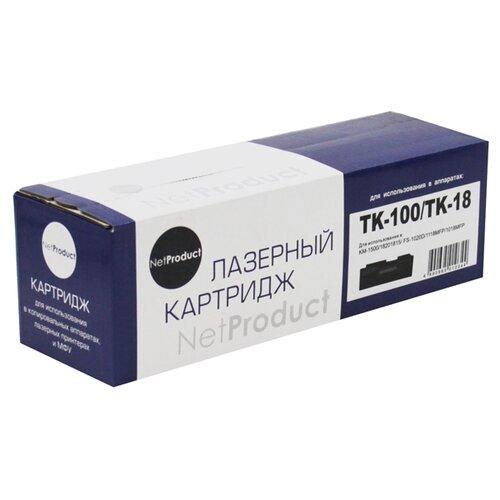 Фото - Картридж Net Product N-TK-100/TK-18, совместимый картридж net product n tk 130 совместимый