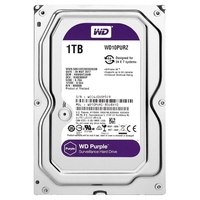 Жесткий диск Western Digital WD Purple 1 TB (WD10PURZ)